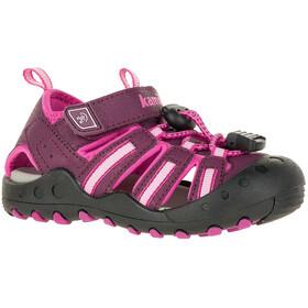 Kamik Kids Crab Shoes Plum-Prune